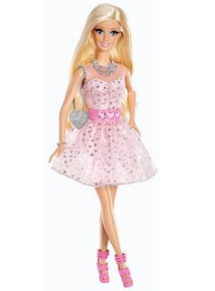 Barbie Life in the Dreamhouse Talkin' Barbie Doll $8.00 shipped with Amazon Prime (list $24.99)