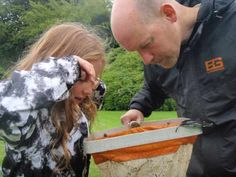 My Garden Ranger activities have had a high flying theme recently even the pond dipping. Did you know that pond beetles can fly? it is… Read more