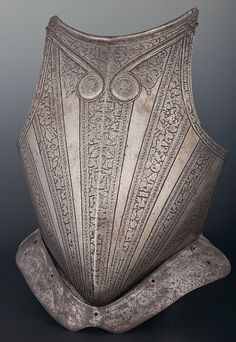 16th Century Milanese Breastplate