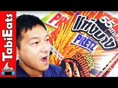 English People try Thai Sweets (very spicy!) | CalWebby | Thai Snack Online | Buy Snacks Free Worldwide Shipping