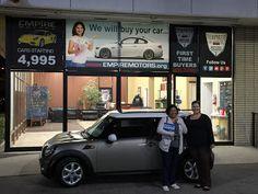 a beautiful #mini at Empire Motors in Montclair Ca www.empiremotors.org