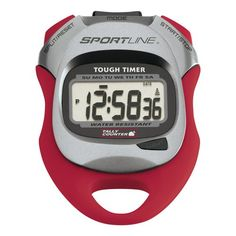 Sportsline 480�Tough Timer Stoppuhr