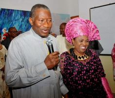 Thanksgiving service for Nigeria's First Family, President Goodluck Jonathan and Dame Patience Jonathan: On Sunday, May 17, 2015, a Presidential thanksgiving and farewell service was organised by Aso Villa Chapel, Abuja, Nigeria, in honour of Nigerian President, Dr Goodluck Jonathan and his wife, Dame Patience Jonathan. Follow the link to see more photos of the thanksgiving service.