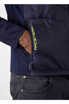 Aston Martin Racing Quilted Zip Up - T- Shirts & Sweatshirts - Clothing - Men | Hackett