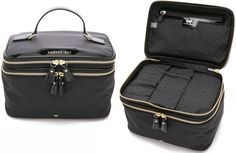 Anya Hindmarch traveling Vanity case ~