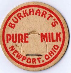 Vintage Milk Cap - KnickofTime.net