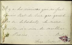 'Il ya des rivières ...' (quotation from Balzac?) -- Anne Barwell.   (How to Research Quotations/ helpful links)