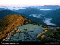 adirondack mountains | Mount Goldens Summit, Adirondack Mountains, New York, 1996 - Browse ...