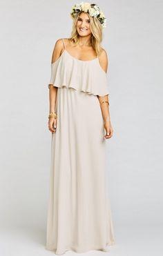 Caitlin Ruffle Maxi Dress ~ Show Me the Ring Crisp  https://api.shopstyle.com/action/apiVisitRetailer?id=522087000&pid=uid2500-37484350-28