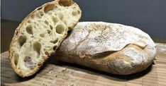 Ciabatta Bread with a moist and light taste. Of course, you can also taste the& The post Ciabatta Bread Recipe hydration & olive oil) appeared first on Recipe book. Bread Recipes, Baking Recipes, Ciabatta Bread Recipe, Do It Yourself Videos, Dutch Oven Bread, Baking Buns, Gula, No Knead Bread, Home Baking