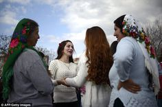سوق الغجر لبيع الفتيات ببلغاريا - العقل السليم