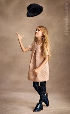 His & Her Children's Clothing| Serafini Amelia| Styled-Girl-ARMANI JUNIOR girlswear AW14