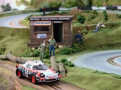 Tyneside Club Rally Track - SlotForum
