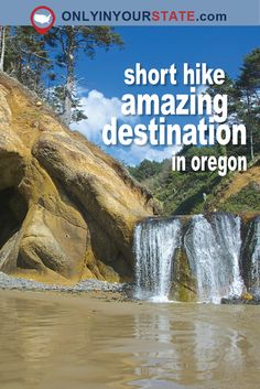 Travel | Oregon | Attractions | Adventure | Exploring | Site Seeing | Unique Finds | Local | Hiking | Waterfall | Beach