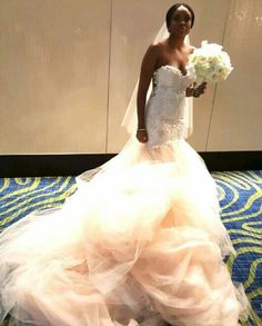 Nigerian Wedding Dresses Traditional, Sophisticated Bride, Bridal Dresses, Ball Gowns, Wedding Inspiration, Wedding Ideas, Tulle, Formal Dresses, Lace