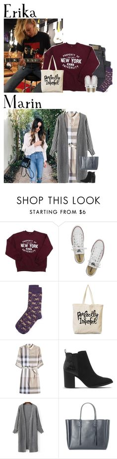 """""""Wednesday // Work, Agent Meetings & Dinner // 1/4/17"""" by graywolf520 ❤ liked on Polyvore featuring Diesel, Converse, Topman, Burberry, Office, Lanvin, Bony Levy and MarinandErika"""