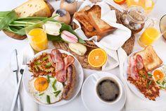 Don't Eat a Huge Breakfast