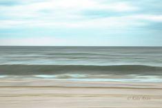 Beach Photography, Ocean Art, Dreamy Ocean Print, Beach House Decor, Sea Landscape, Teal, Aqua, Turquoise, Sky Sea Land Art, Seascape Print