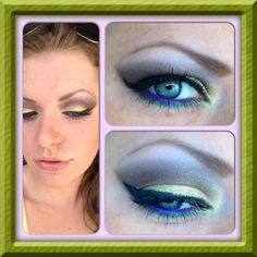 Look inspired by Teenycxo using Clara, double chocolate, wizards wand, whisper, tropical, and grape all from BFTE. Metallic Eyeshadow, Eyeshadow Looks, Wizard Wand, Wizards, Whisper, Halloween Face Makeup, Tropical, Cosmetics, Chocolate