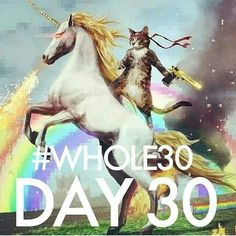 Whole30 day 30