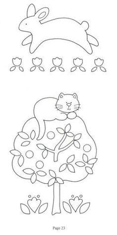 Gatito en arbol