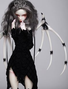 Oobie doll is an online ball jointed doll store specializing in OOAK clothing and OOAK bjd's.