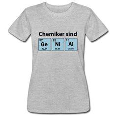 Chemiker - Frauen T-Shirt von American Apparel