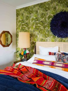 Inspiration room: A colorful bedroom