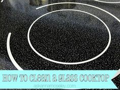 How to Clean a Glass Cooktop - Ask Anna