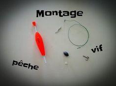 Montage de pêche au vif simple: brochet ... ( music ) #brochet #montage #music