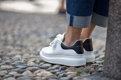Alexander Wang Sneakers, Milan Fashion Week