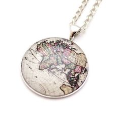 Woman Of The World Necklace, 22€, now featured on Fab.