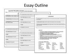 ENGLISH ESSAY HELP! ANY IDEA'S WELCOME?