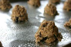 Dark chocolate, cranberry, walnut & oatmeal cookies. Gluten Free. Healthy Living Maintenance.