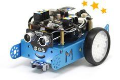 Los robots más vendidos en Makeblock España
