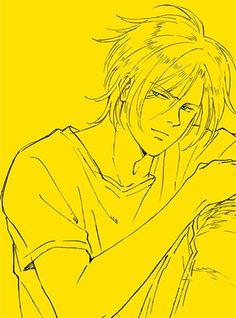 That's the perfection baby! Lineart Anime, Garden Of Lights, Desenhos Love, Fish Wallpaper, Manga Covers, Fish Art, Lynx, Aesthetic Anime, Manga Anime