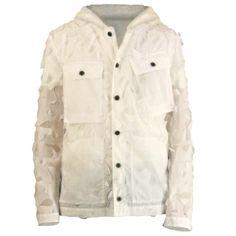 Griffin Bladecut Jacket - Smoke £395 http://www.griffin-studio.com/welcome/product/bladecut-jacket-smoke/ #griffin #menswear #sportswear #fashion #lovelife #lovesummer #loveland #podlife