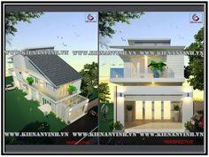 Công trình thiết kế nhà phố kết hợp Spa - Kiến An Vinh - Kiến An Vinh