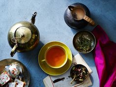 A cup of tea isn't merely a drink: It's the history of the world itself.
