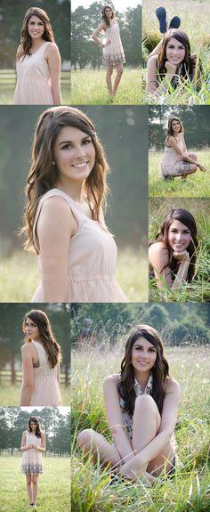 Beautiful ... Senior picture poses.