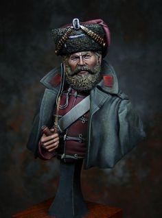 Prussian Hussar 1870