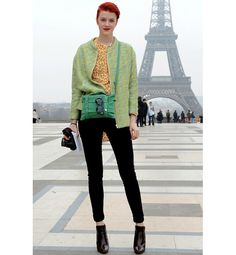 Sidewalk Style: Paris | Gallery | Glo  I need to subsribe to French magazines.  I have lost all of my fashion sense.
