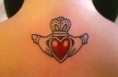 I want this on my neck with my kids names under it