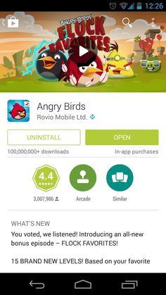 Google Play Store 4.9.13 Now Rolling Out with Material Design UI  Softpedia http://news.softpedia.com/news/Google-Play-Store-4-9-13-Now-Rolling-Out-with-Material-Design-UI-451769.shtml