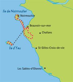 Fietsvakantie met kinderen de Vendéekust
