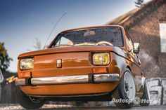 Autospotter - Fiat 126p