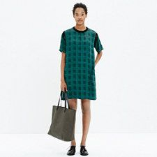Rachel Comey Marcel Dress - EMERALD
