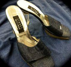 Assistance League of Santa Ana Thrift Store - Top Drawer's Designer shoes.  Stuart Weizman.