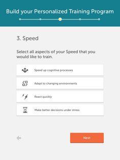 Onboarding | TabPatterns: Tablet UI Patterns