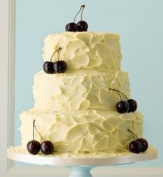 M&S; | White Chocolate Ganache cake
